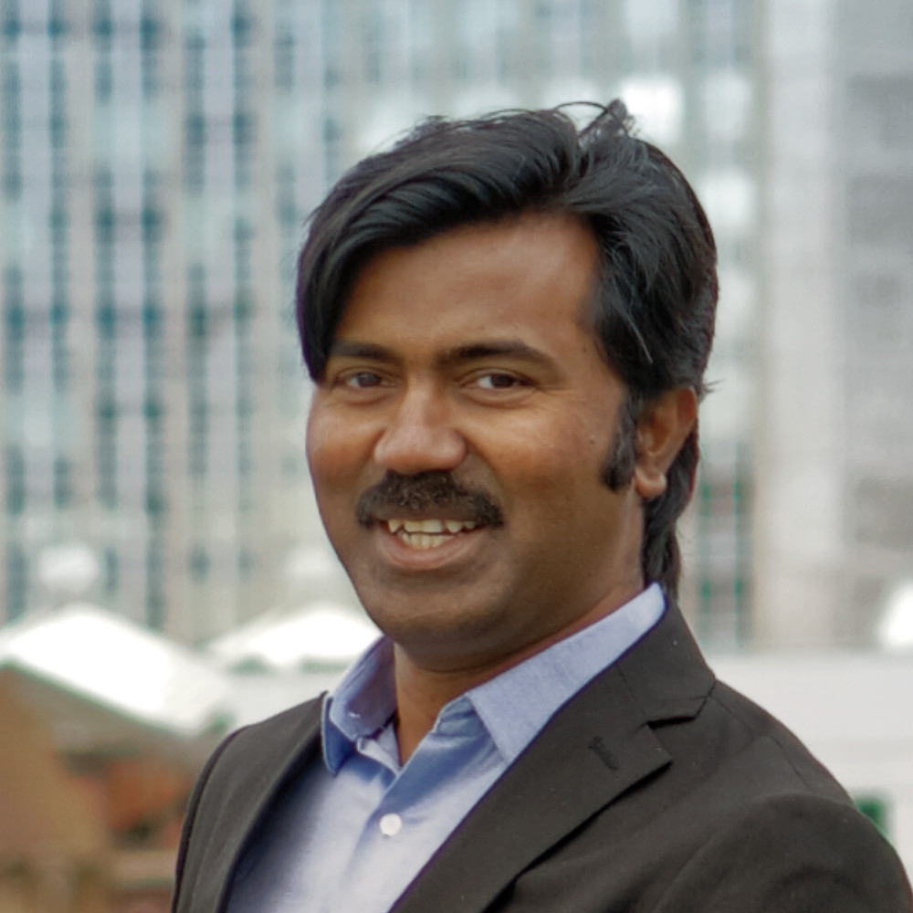 techsource Teammember Ashok Bandaru